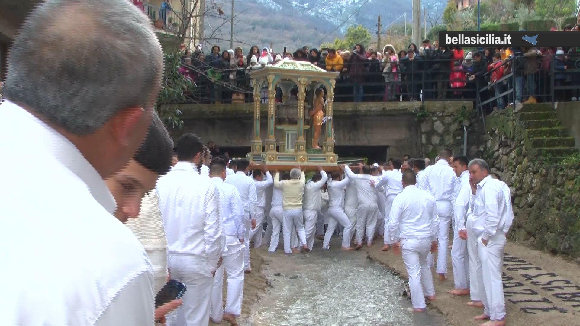 La processione di San Sebastiano