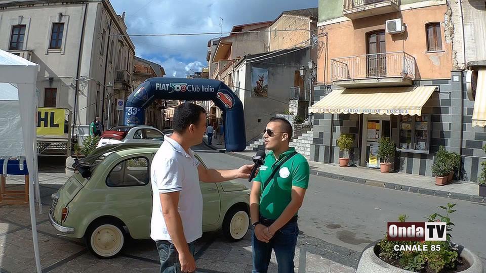 Antonio Mirenda intervistato da OndaTv