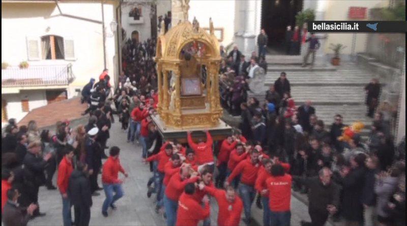 San Biagio, Patrono di Militello Rosmarino