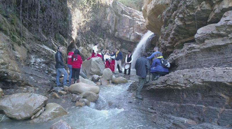 cascata mistretta