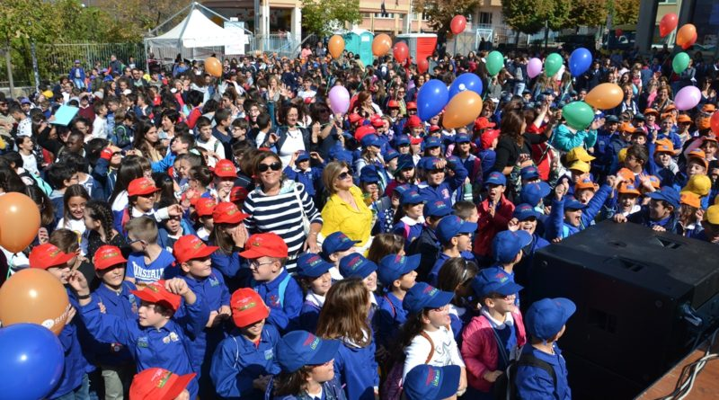 I Bambini all'Expo del Pistacchio 2017