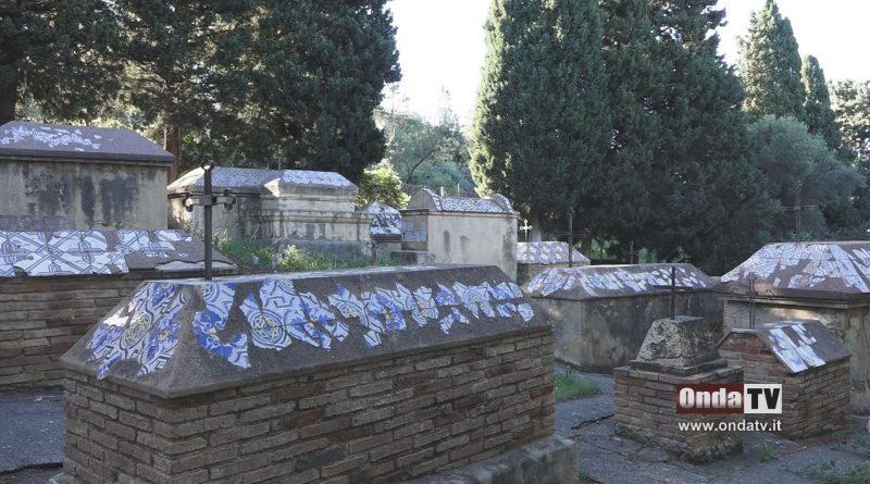 Cimitero Vecchio - Santo Stefano di Camastra