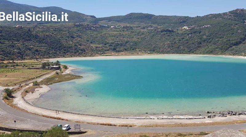 Lago di Venere - Pantelleria